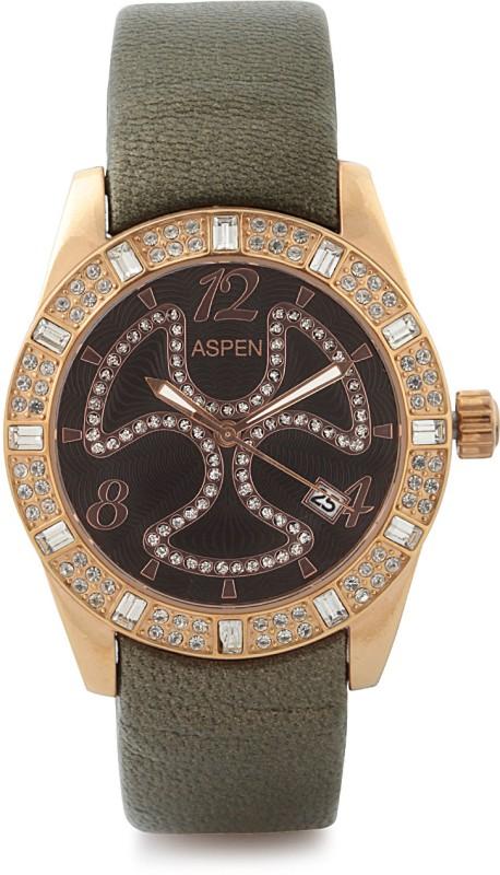Aspen AP1075 Analog Watch - For Women