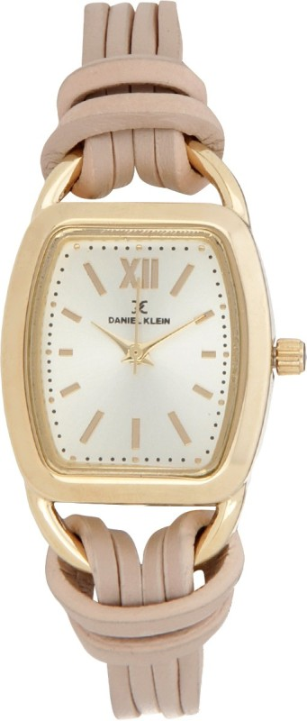 Daniel Klein DK10805-3 Analog Watch - For Women