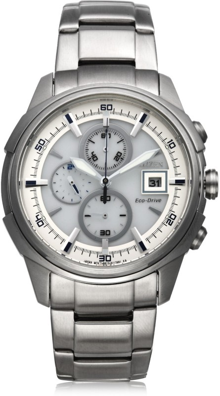 Citizen CA0370-54A Eco Drive Men's Watch image