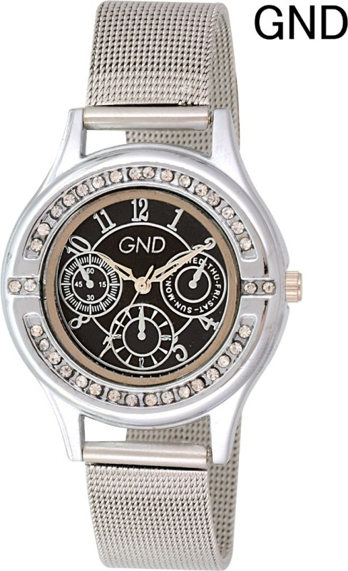 GND GD-047 Analog Watch - For Girls