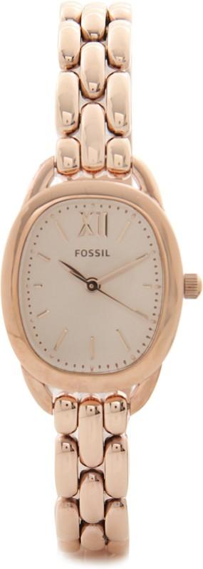 Fossil ES3599 SCULPTOR Analog Watch - For Women