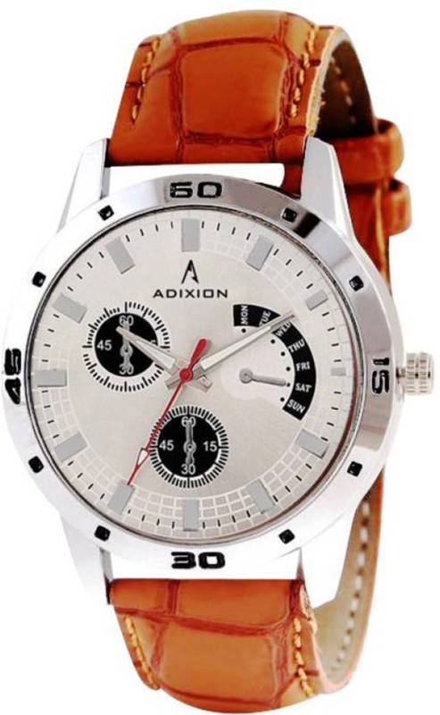 ADIXION 9519SL03 Analog Watch - For Men