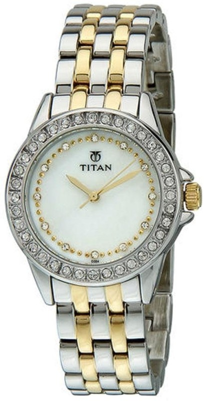 Titan NE9798BM02 Women's Watch image