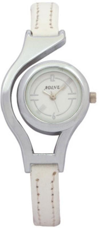 Adine AD-1201White White Women's Watch image