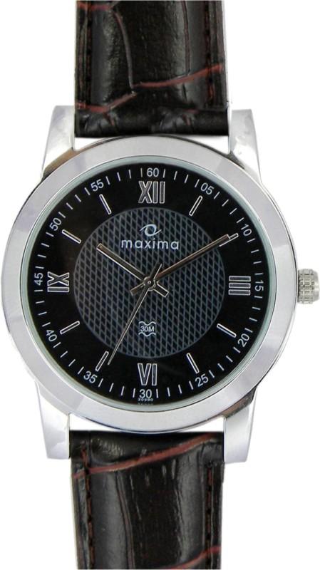 Maxima 20980LMGI Attivo Men's Watch image