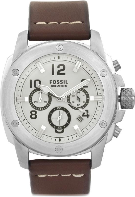 Fossil FS4929 Modern Machine Analog Watch - For Men