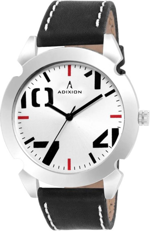 ADIXION 9501SL02 New Genuine Leather Youth Watch Analog Watch - For Men