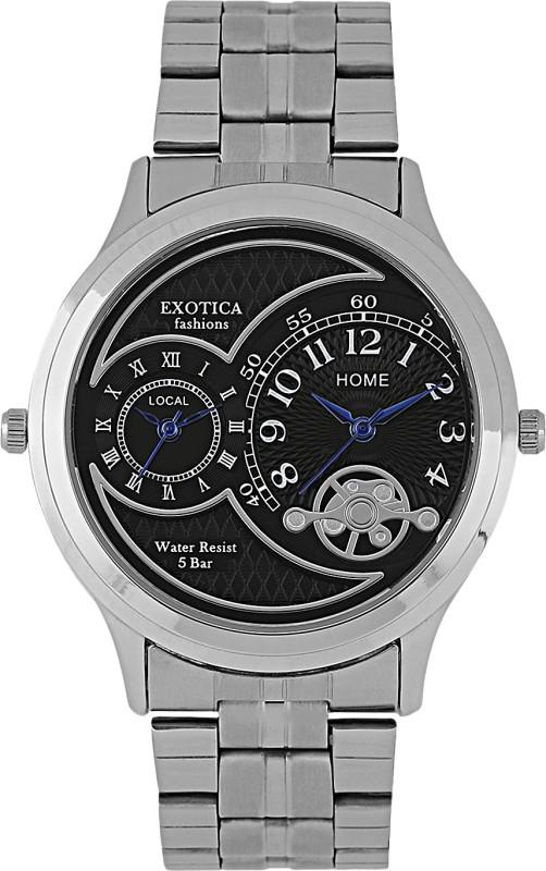 Exotica Fashions EF-77-Dual-ST Basic Men's Watch image.