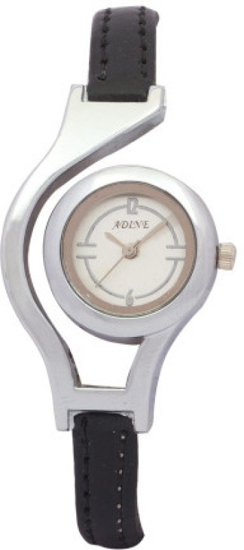 adine-ad-1201-black-silver-fashion-watch-for-women