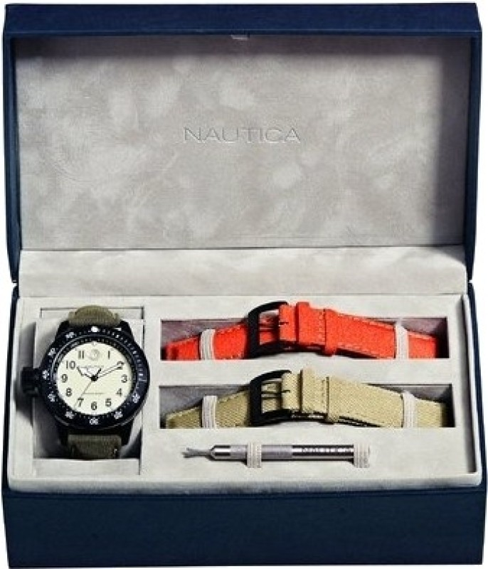 Nautica A15542G Analog Watch - For Men