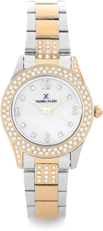 Daniel Klein DK11144-4 Analog Watch - For Women