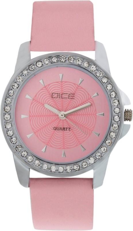 Dice PRSS-M069-8221 Princess Silver Women's Watch image