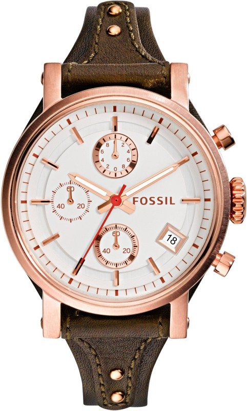 Fossil ES3616 Smart Analog Watch - For Women