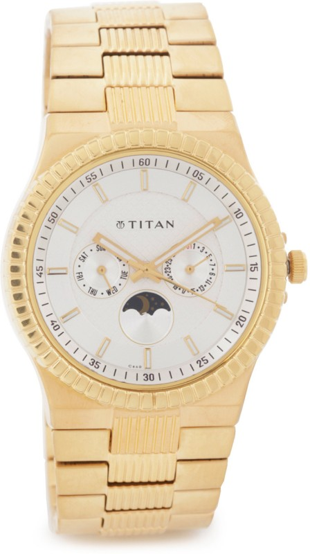 Titan NH1532YM01 Regalia Men's Watch
