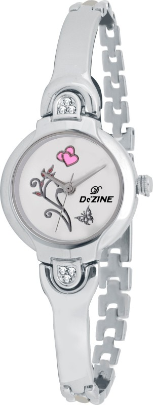 Dezine DZ-LR3000-WHT-CH Women's Watch image