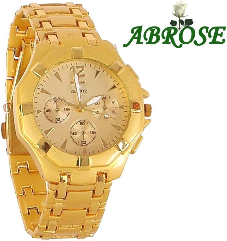 Abrose ABBEAUTY1100023 Analog Watch - For Men