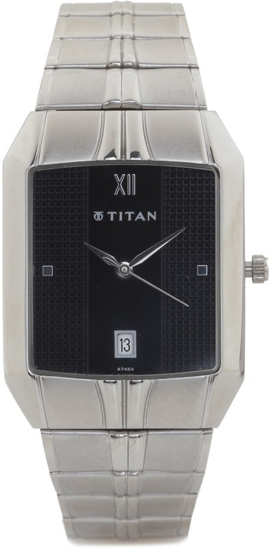 Titan NH9264SM02 Watch - For Men