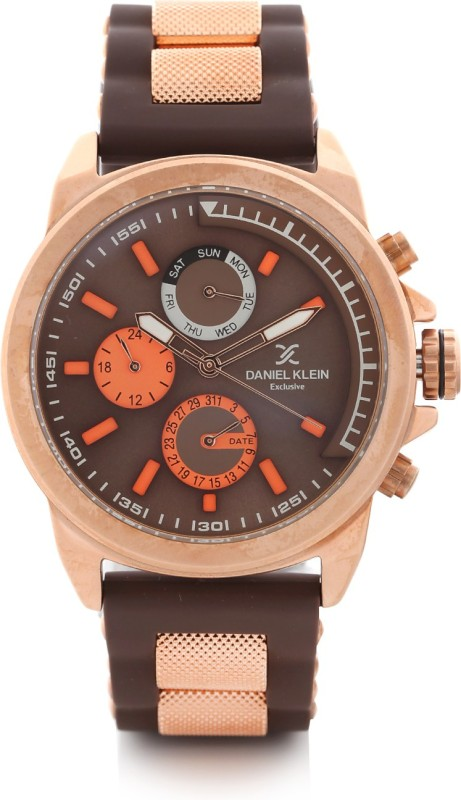 Daniel Klein DK10984-3 Analog Watch - For Men
