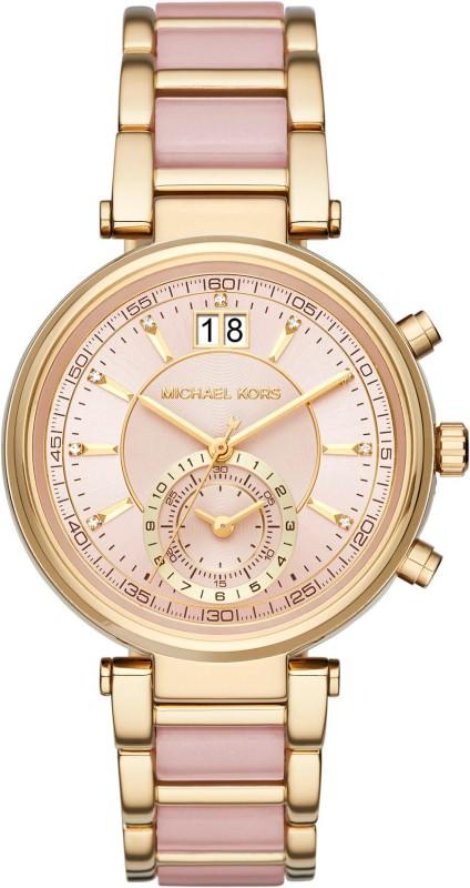 Michael Kors MK6360 Sawyer Watch - For Women