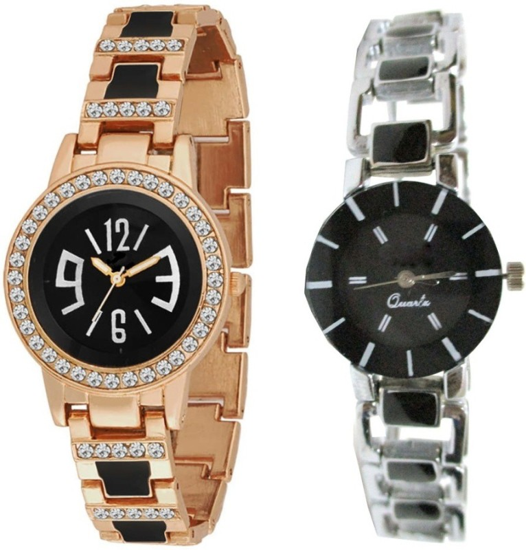 Abrose ABA728 Analog Watch - For Women