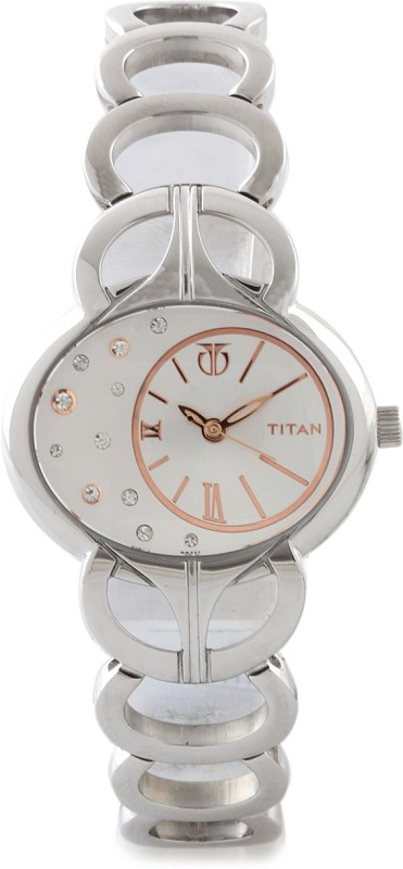 Titan NF9922SM01 Purple Women's Watch image