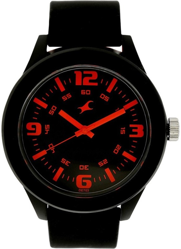 Fastrack NG38003PP13J Tees Watch - For Men & Women