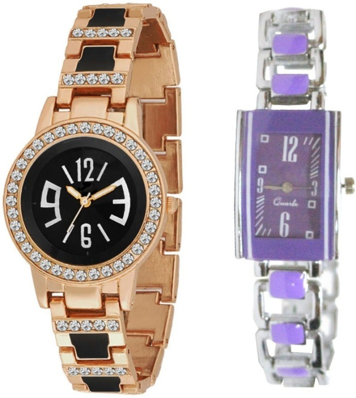 Abrose ABA718 Analog Watch - For Women