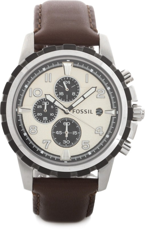 Fossil FS4829I Analog Watch - For Men