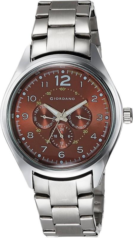 Giordano DTLMM 60064 Double Down 48 Women's Watch