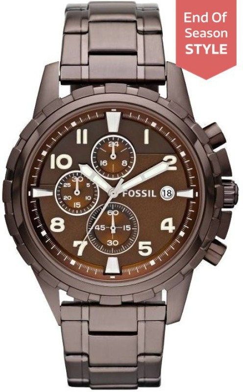 Fossil FS4645 Decker - M Analog Watch - For Men