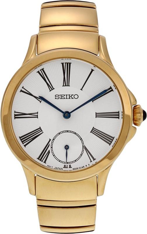 Seiko SRKZ56P1 Basic Analog Watch - For Women