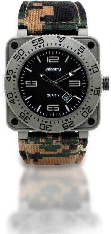 Infantry IN0001 FLAGSHIP SERIES Analog Watch - For Men