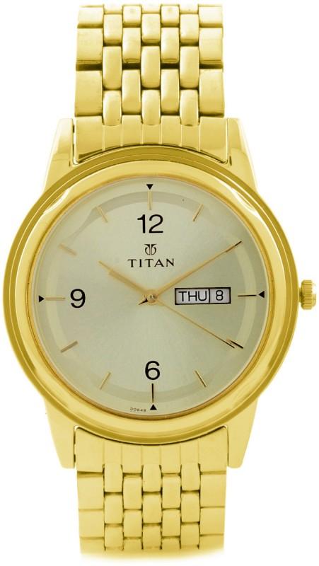 Titan NH1638YM02 Karishma Watch - For Men