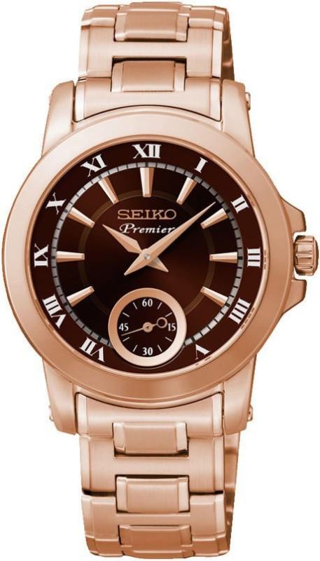 Seiko SRKZ64P1 Premier Smart Analog Watch - For Women