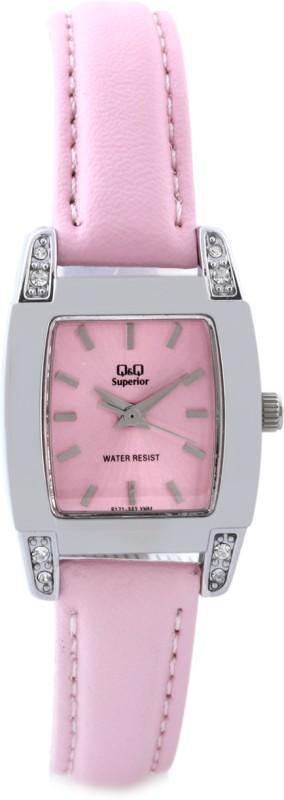 Q&Q S171-342Y Women's Watch image.
