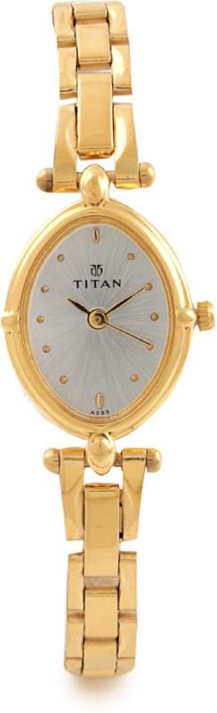 Titan NC2419YM01 Karishma Women's Watch image