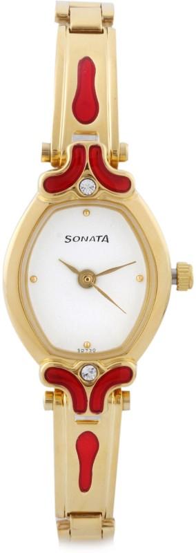 Sonata NG8068YM04 Watch - For Women