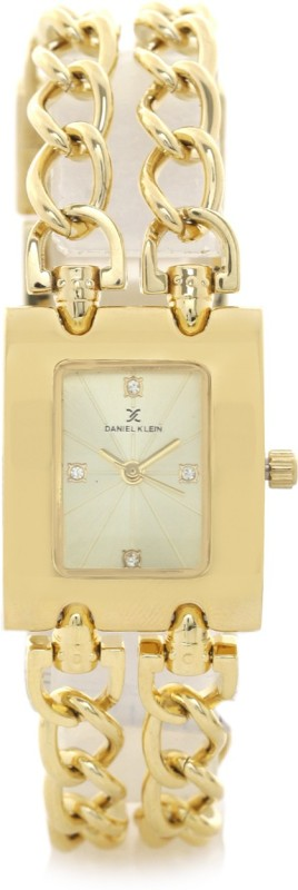 Daniel Klein DK10767-2 Analog Watch - For Women