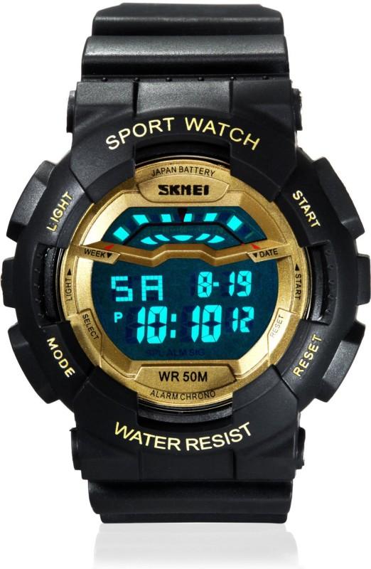 Skmei DG1012-Gold Sports Men's Watch image