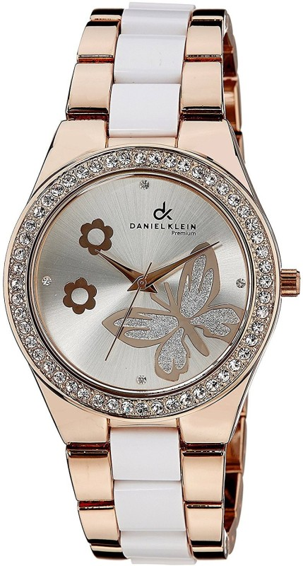 Daniel Klein DK10539-6 Analog Watch - For Women