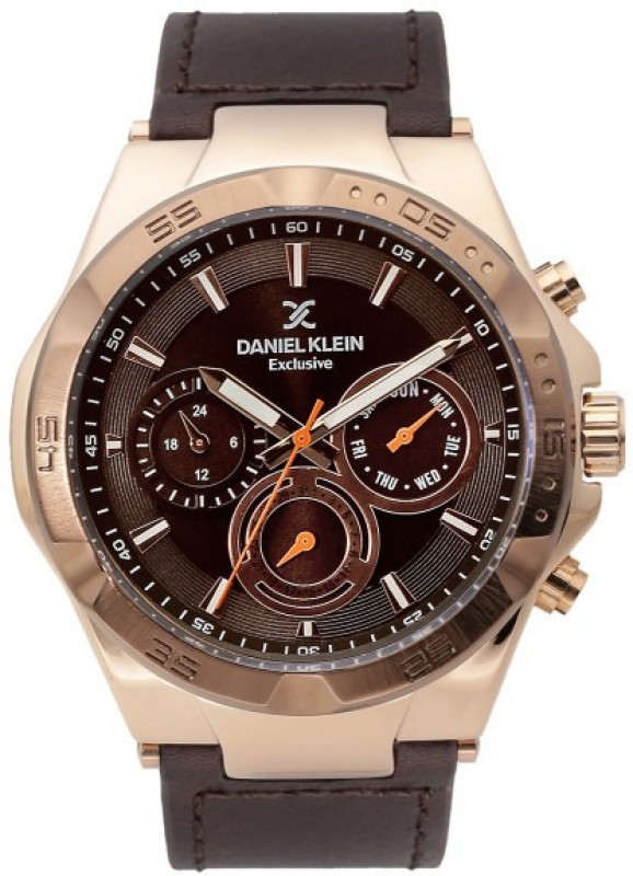 Daniel Klein DK11245-6 Analog Watch - For Men