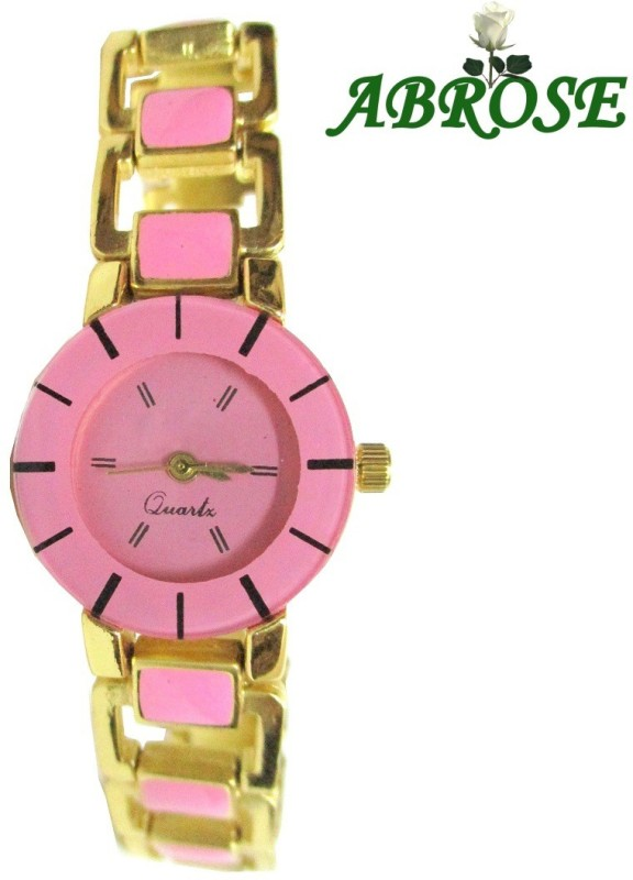 Abrose ABA711 Analog Watch - For Women