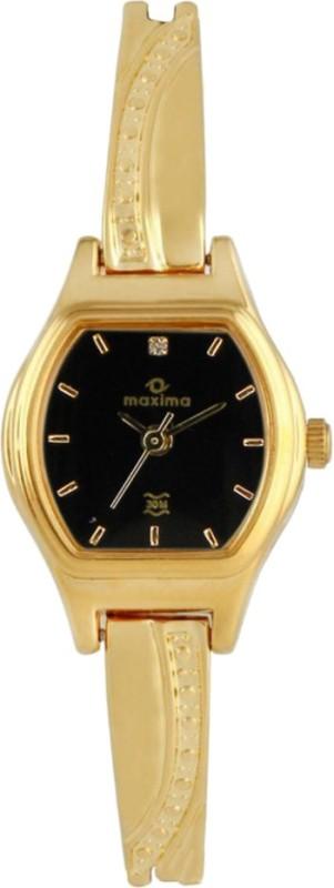Maxima 09436BPLY Mac Gold Women's Watch image
