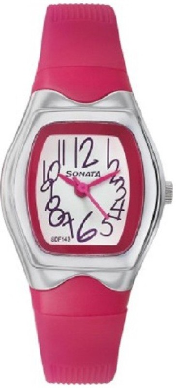 Sonata super fiber contemporary Women's Watch image
