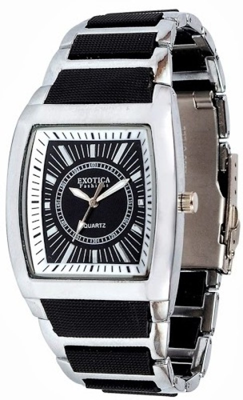 Exotica Fashions EFG-01-B-N Analog Watch - For Men