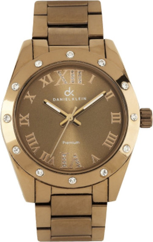Daniel Klein DK10297-4 Analog Watch - For Women