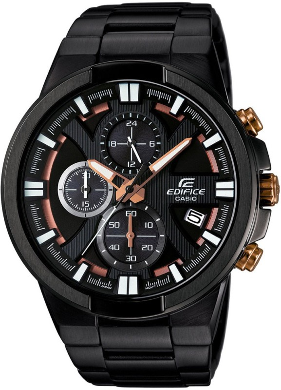 Casio EX230 Edifice Analog Watch - For Men
