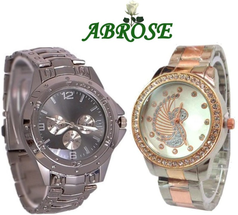 Abrose Rosracombo518 Analog Watch - For Couple