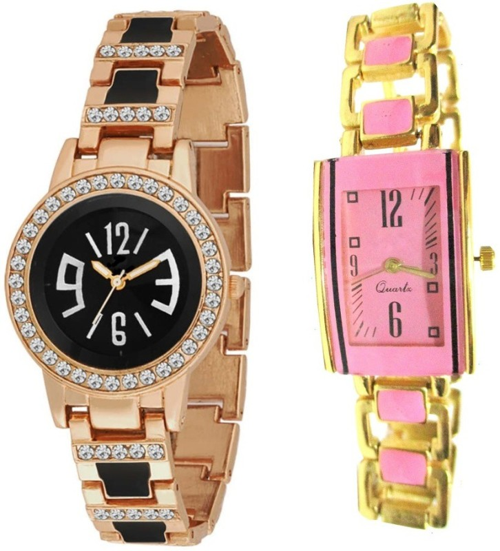 Abrose ABA719 Analog Watch - For Women
