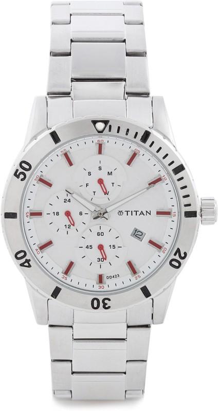 Titan 1621SM02 Men's Watch